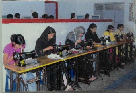 Digital & Sewing class